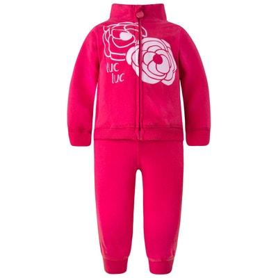 17c787c0bdc95 Pantalon, jogging de sport fille - Vêtements enfant 3-16 ans Tuc tuc ...