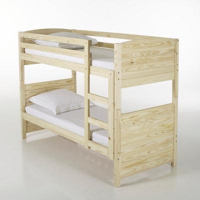 lit mezzanine lits superpos s la redoute. Black Bedroom Furniture Sets. Home Design Ideas