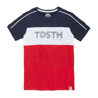 adcf8f8397864 T-shirt manches courtes 10-16 ans T-shirt manches courtes 10-