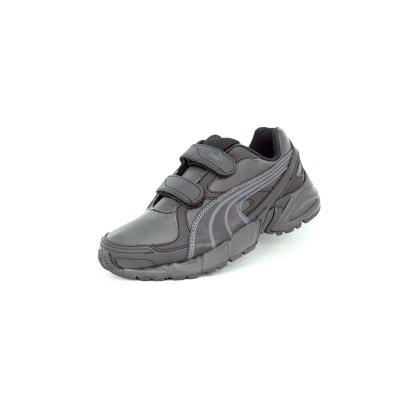 promo code 7a8d9 d5dfb Puma kds axis2 sl v noir enfant chaussures PUMA