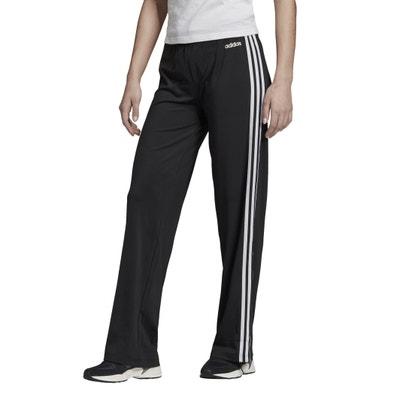 Sportbroek D2M 3 stripes, wijde snit Sportbroek D2M 3 stripes, wijde snit adidas Performance