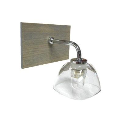 Applique salle de bain avec interrupteur   La Redoute