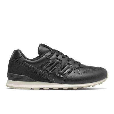 New balance cuir noir | La Redoute