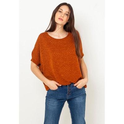 1055d2db47d T-shirt manches chauve-souris T-shirt manches chauve-souris CAMAIEU