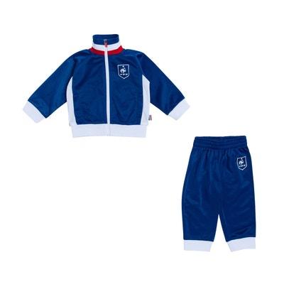 Survêtement France Fan Bleu Bébé MADE IN SPORT 1653e9e0c68