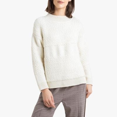 Trui met ronde hals in fijn tricot PAYTON Trui met ronde hals in fijn tricot PAYTON SUNCOO