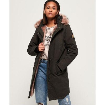 vente limitée couleur attrayante matériaux de haute qualité Parka femme doublee polaire | La Redoute