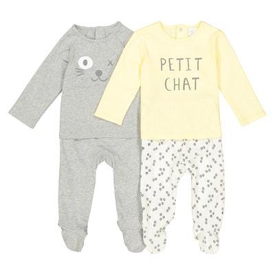 4468f72baa339 Pyjama bébé fille 0-3 ans
