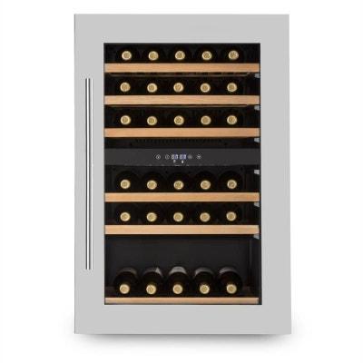 d5ea5b7d26736 Klarstein Vinsider 35D Cave à vin encastrable 128L 41 bouteilles porte inox  Klarstein Vinsider 35D Cave. «