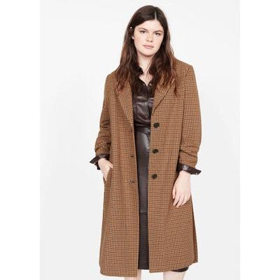 Manteau femme grande taille Castaluna   La Redoute