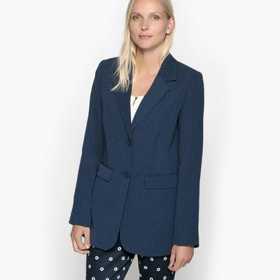 ef14157838cf Americana de Mujer azul marino | La Redoute