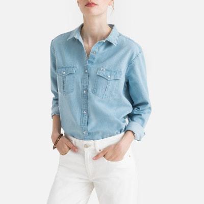 49a20d92d0 Relaxed Western Long-Sleeved Shirt LEE