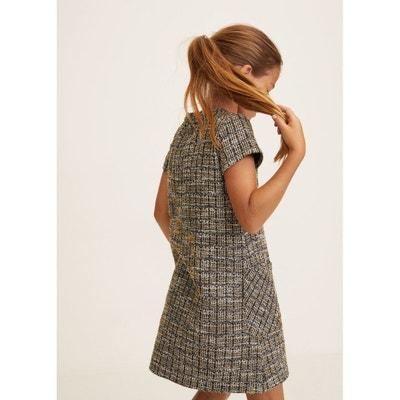 Robe fille - Vêtements enfant 3-16 ans Mango kids en solde   La Redoute c439afc4212