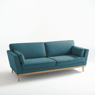 Canape bleu canard | La Redoute