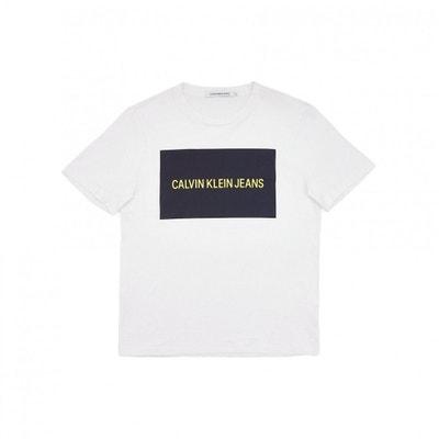Klein Shirt Homme Redoute Tee Calvin JeansLa v0N8wOmn