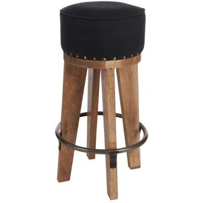 tabouret haut confortable la redoute. Black Bedroom Furniture Sets. Home Design Ideas