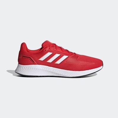Basket adidas rouge | La Redoute