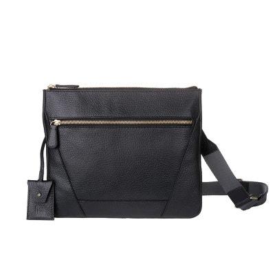 14929cfbc1 Sac pour femme Petit sac en Cuir souple avec Bandoulière amovible et  Fermeture zippée DUDU