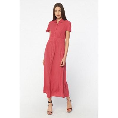 6a5556b41f4 Robe chemise longue Robe chemise longue BEST MOUNTAIN