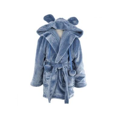 Peignoir Coton Enfant La Redoute