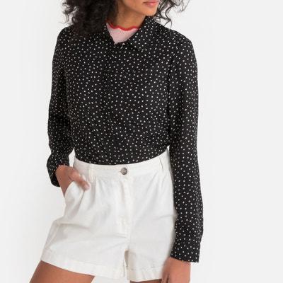 bd9e9a8ea91 Polka Dot Printed Shirt Polka Dot Printed Shirt LA REDOUTE COLLECTIONS