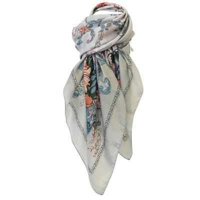 écharpe, foulard femme Chapeau tendance en solde   La Redoute e8a30a58613