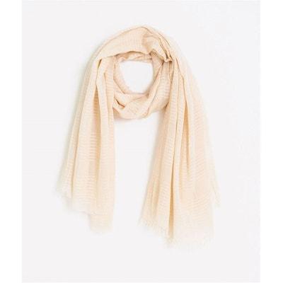 écharpe, foulard femme Grain de malice en solde   La Redoute 095aff6d4dd3