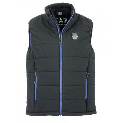 5f4458c7a22 Doudoune sans manches EA7 Down Jacket Emporio Armani Nylon EMPORIO ARMANI  EA7