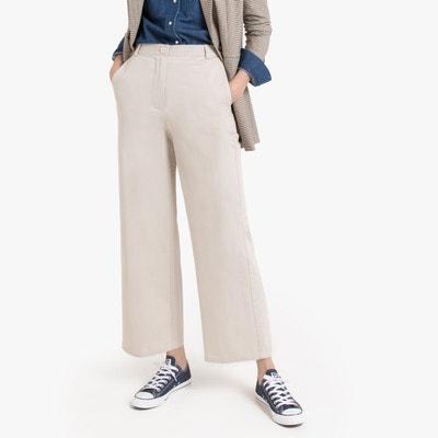 5da6022e0ecbb Pantalon large Pantalon large LA REDOUTE COLLECTIONS
