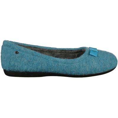 f8d9a27150902 Pantoufles Textile ROMIKA