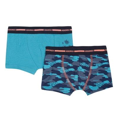 03285fad3db2e Boys Underwear   Vests, Pants & Briefs   La Redoute