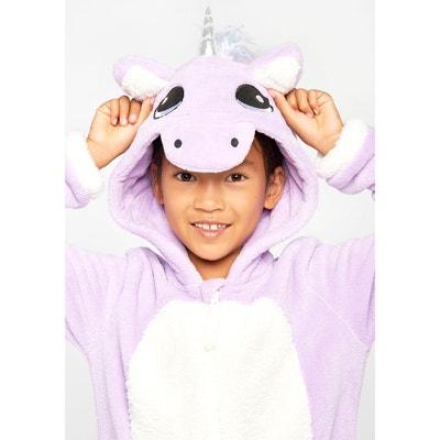 Combinaison pyjama  licorne  Combinaison pyjama  licorne  LOLALIZA 4ebd295431c