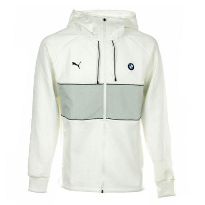 9c168be10043d Veste BMW MMS Life Sweat Jacket PUMA