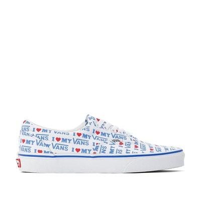 basket vans blanche femme