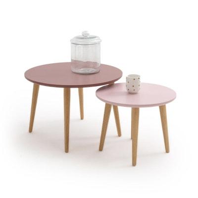 Table Basse Rose La Redoute