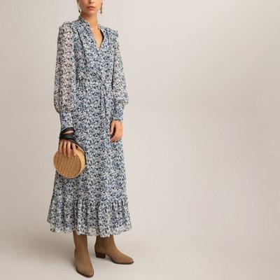 Robe Longue Femme La Redoute