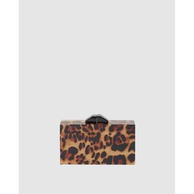Sac imprimé léopard | La Redoute