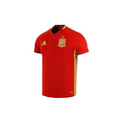9699d8225b3c1 Maillot de football Espagne Euro UEFA 2016 Training - AI4850 Maillot de  football Espagne Euro UEFA