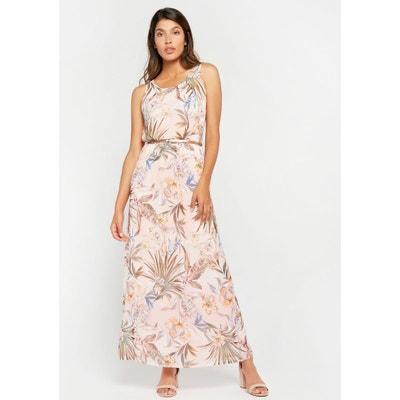 0987e54f1b2 Robe longue imprimé floral LOLALIZA