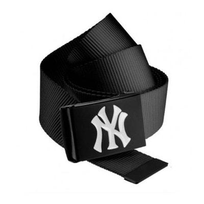 Ceinture NEW YORK Yankees MLB Noir NY Blanc MASTERDIS Belt MASTERDIS 9bb0692f03a