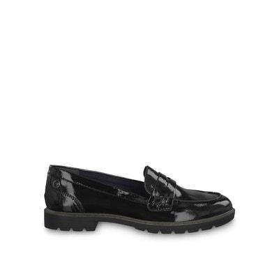 Noir Redoute FemmeLa Chaussures Vernis PZTXOiuk