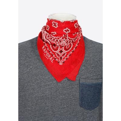 Bandana foulard à motif cachemire BANA Bandana foulard à motif cachemire  BANA KAPORAL 685f2b5fc6b