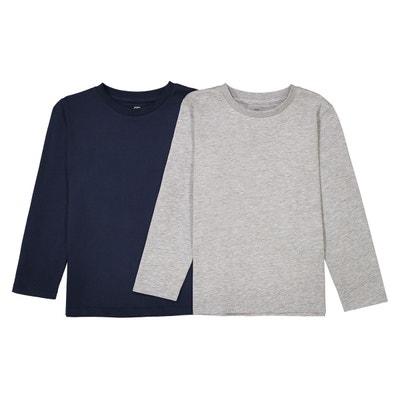 32b575016a0159 Tee shirt manche longue garçon - Vêtements enfant 3-16 ans