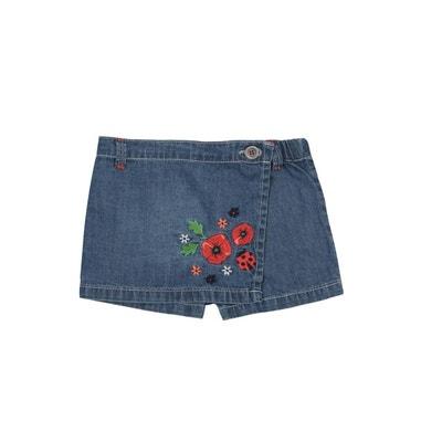 105a8fe14fc947 Jupe culotte denim | La Redoute