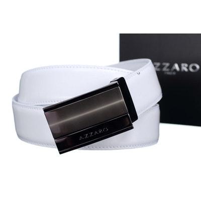 5d4beedf290 Ceinture Azzaro Ab10 Blanc Ceinture Azzaro Ab10 Blanc AZZARO