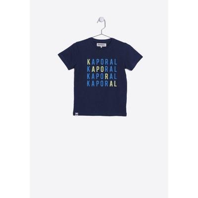 b35d428b1e8e3 T-shirt imprimé en 100% coton ASPER KAPORAL