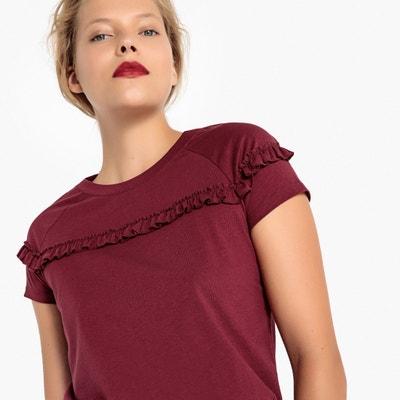43ce6551d80729 T-Shirts de Tamanhos Grandes LA REDOUTE COLLECTIONS | La Redoute