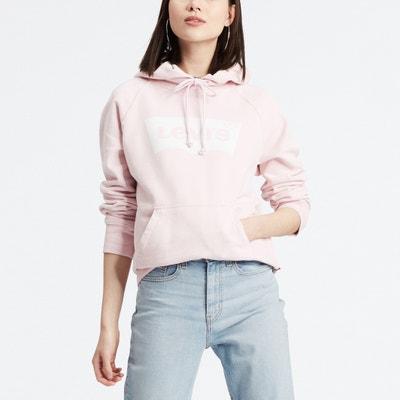 Sweater met kap en logo Sweater met kap en logo LEVI'S