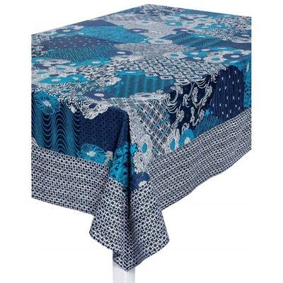 nappe bleu marine la redoute. Black Bedroom Furniture Sets. Home Design Ideas