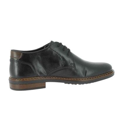 b750e6b3eb1a73 chaussures à lacets synthetique chaussures à lacets synthetique RIEKER